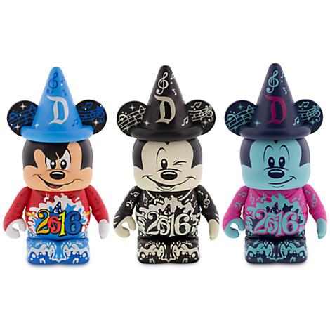 Walt Disney World & Disneyland 2016 Eachez Vinylmation Out Now