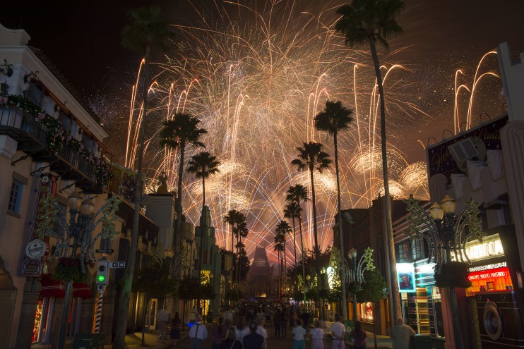 Star Wars-Inspired Fireworks Show Grows Sweeter at Walt Disney World Resort
