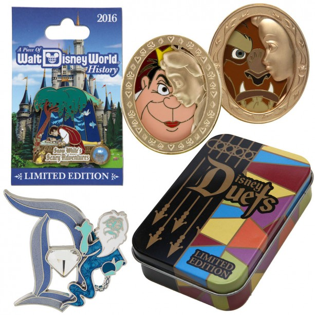 May The 4th Be With You Disneyland 2019: Preview Of Upcoming Pins Coming Soon