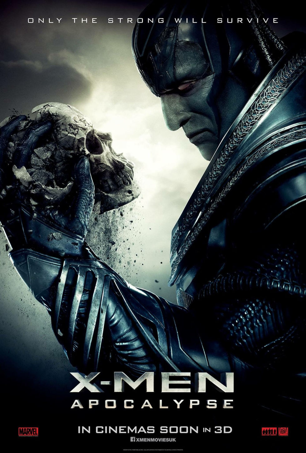 X-Men: Apocalypse Poster Released