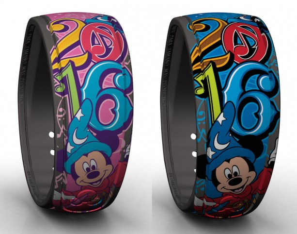 Details On New MagicBands Coming To Walt Disney World