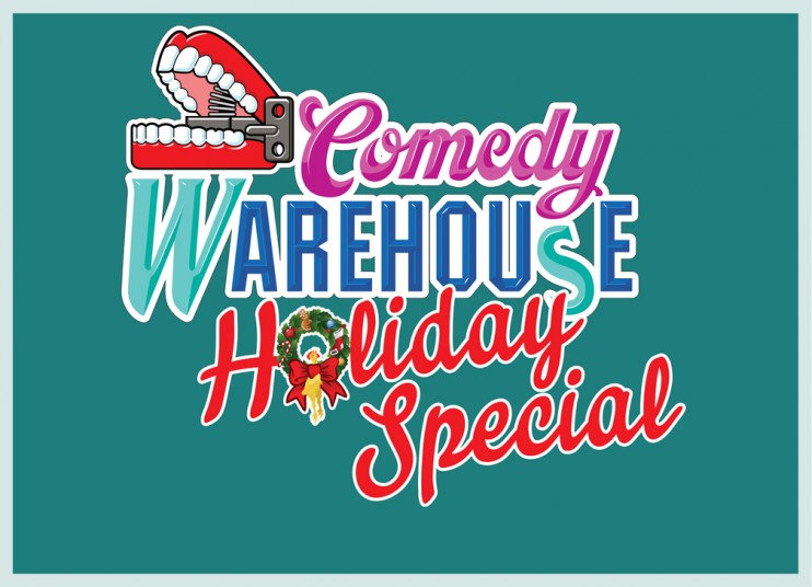 """""""The Comedy Warehouse Holiday Special"""" Returns To Disney's Hollywood Studios"""