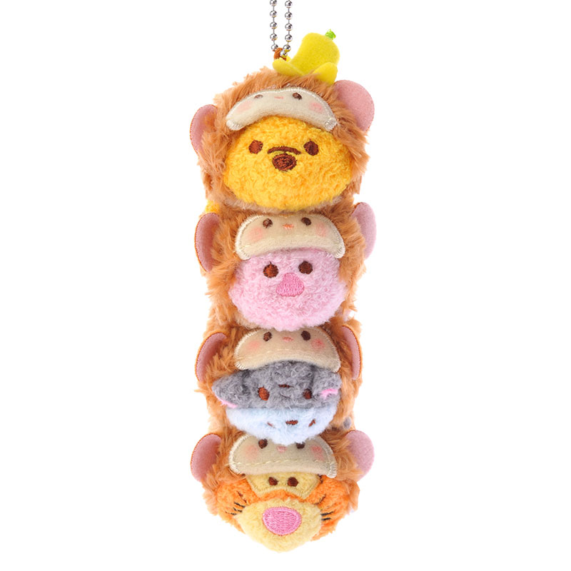 First Look At Year Of The Monkey Tsum Tsum's
