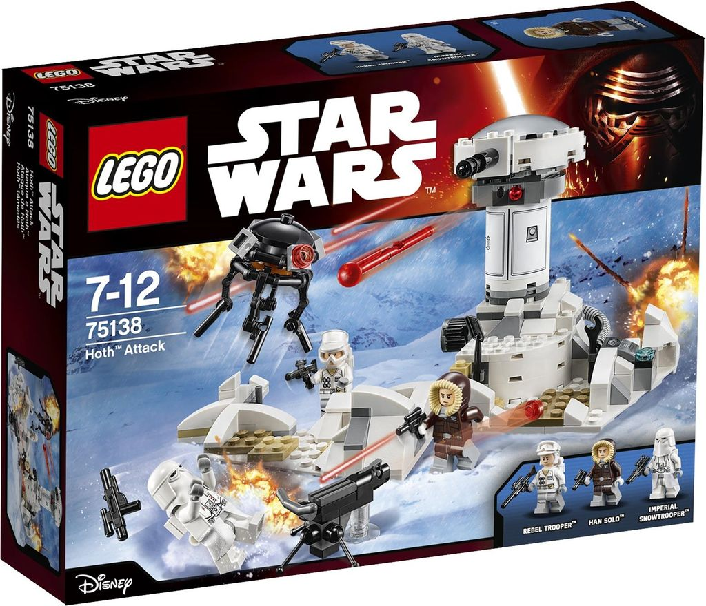 Two New Star Wars LEGO Sets Coming In 2016