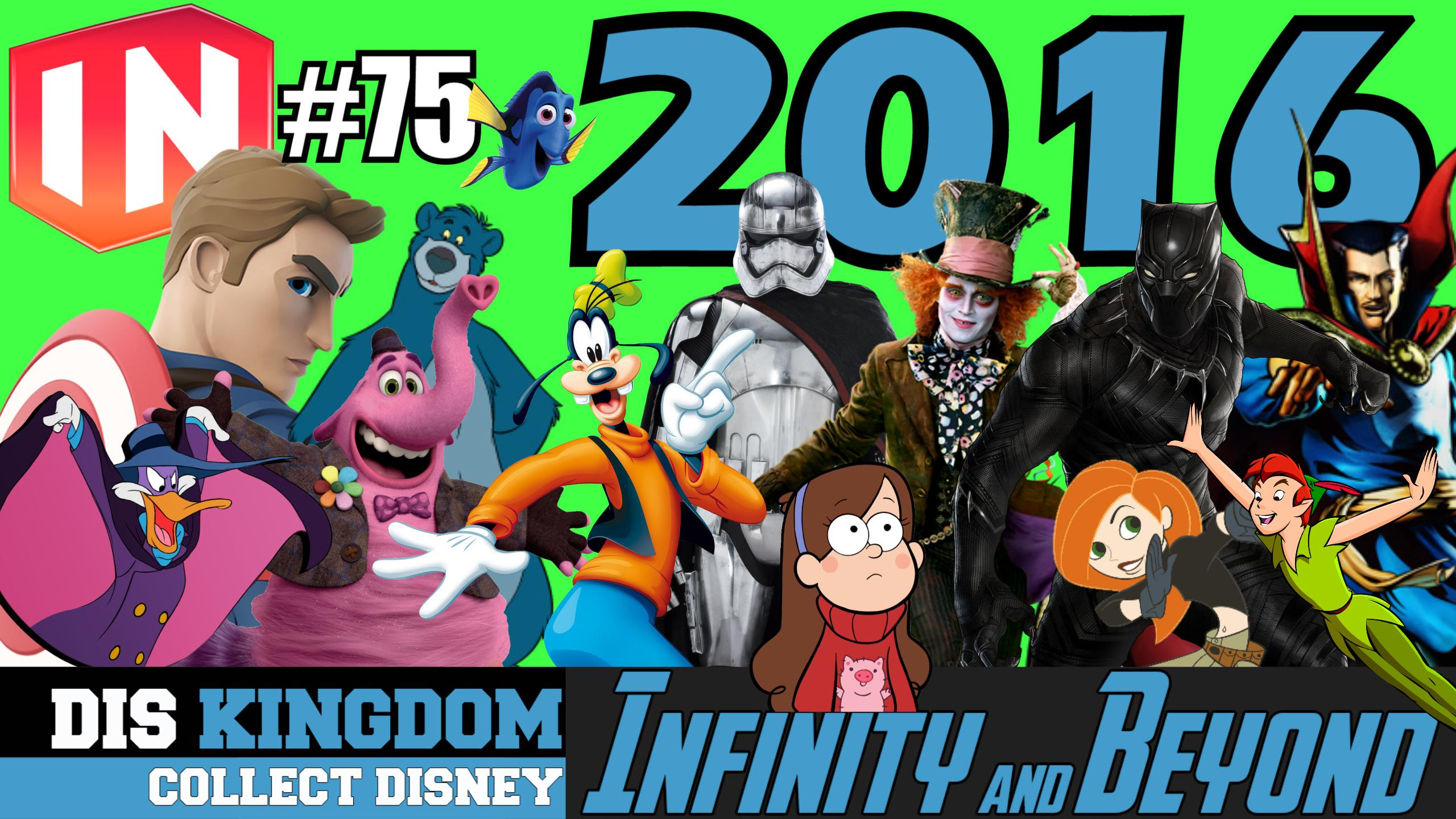 Disney Infinity & Beyond #75 – 2016 Predictions – Will We See A 4.0?