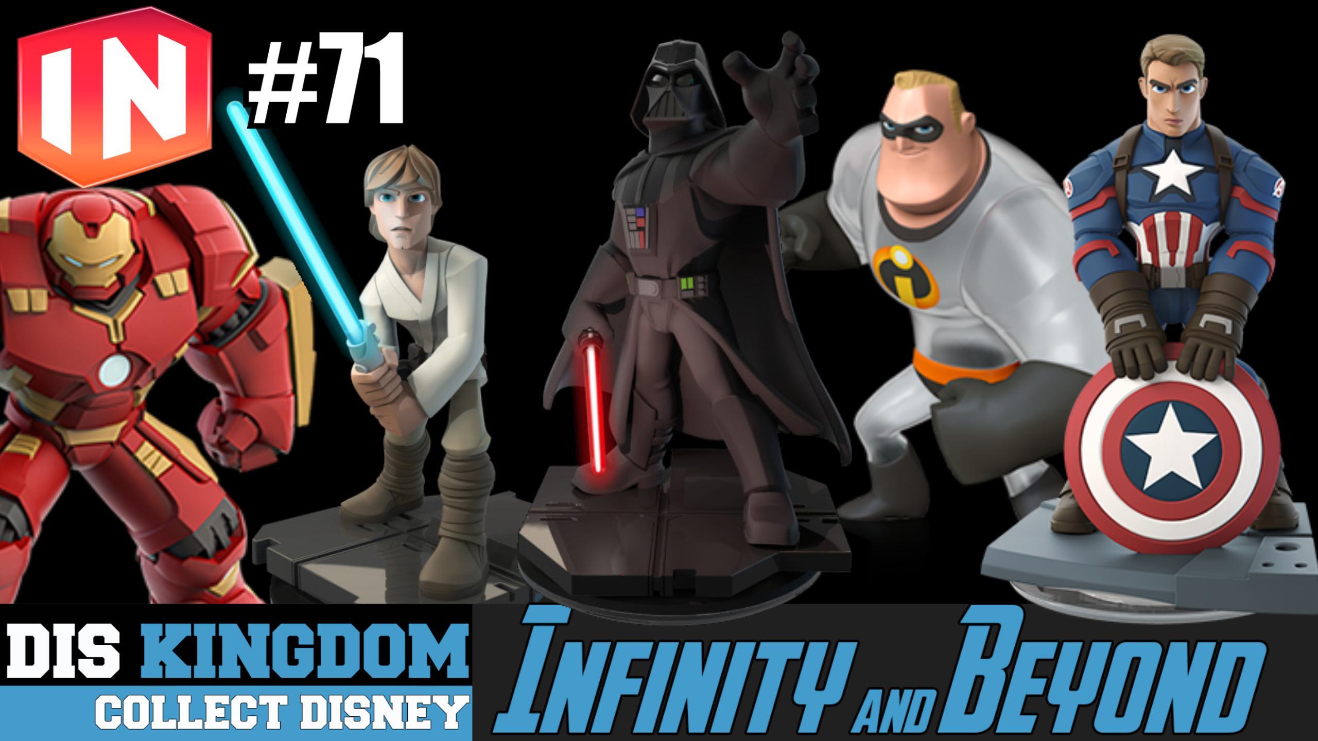 Disney Infinity 3.0 & Beyond #71 – Star Wars Light FX & Variants