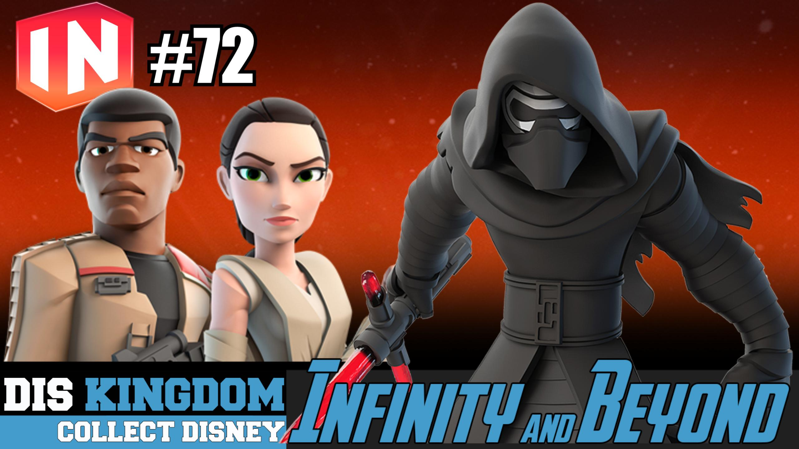 Disney Infinity & Beyond #72 – Star Wars: The Force Awakens & Light FX