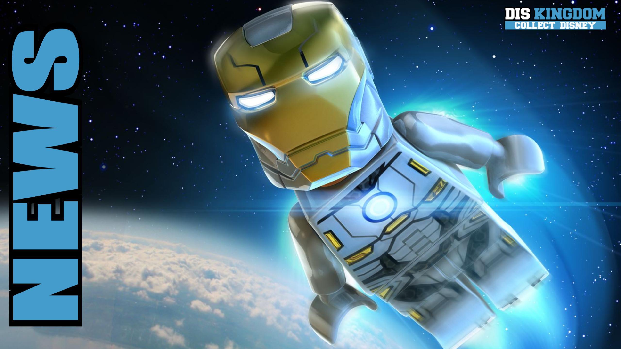 Details On LEGO Avengers Season Pass, DLC & Deluxe Edition