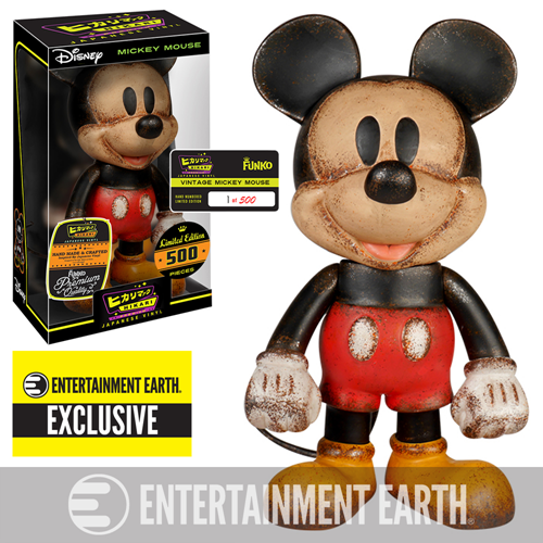 Mickey and Buzz Get Another Hikari Treatment
