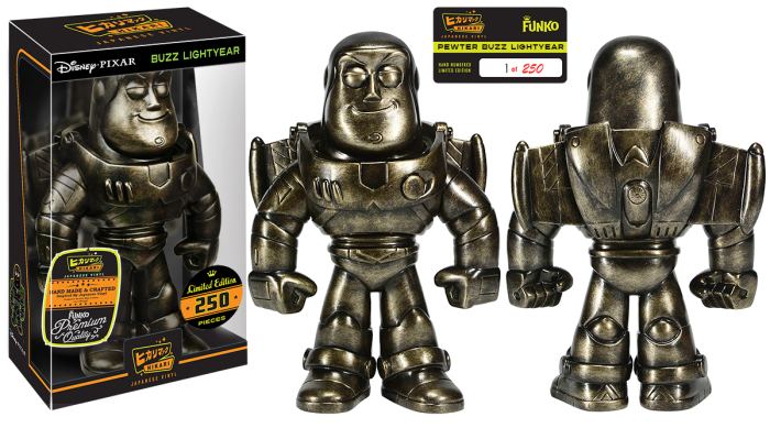 Gemini Collectibles Exclusive LE 250 Pewter Buzz Lightyear