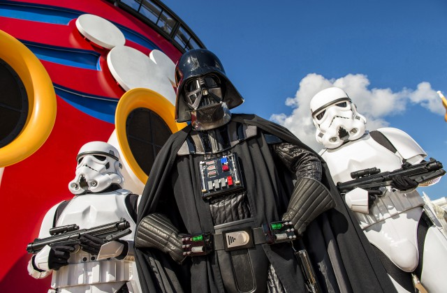 Disney Cruise Line Introduces Star Wars Day at Sea on Select Disney Fantasy Sailings
