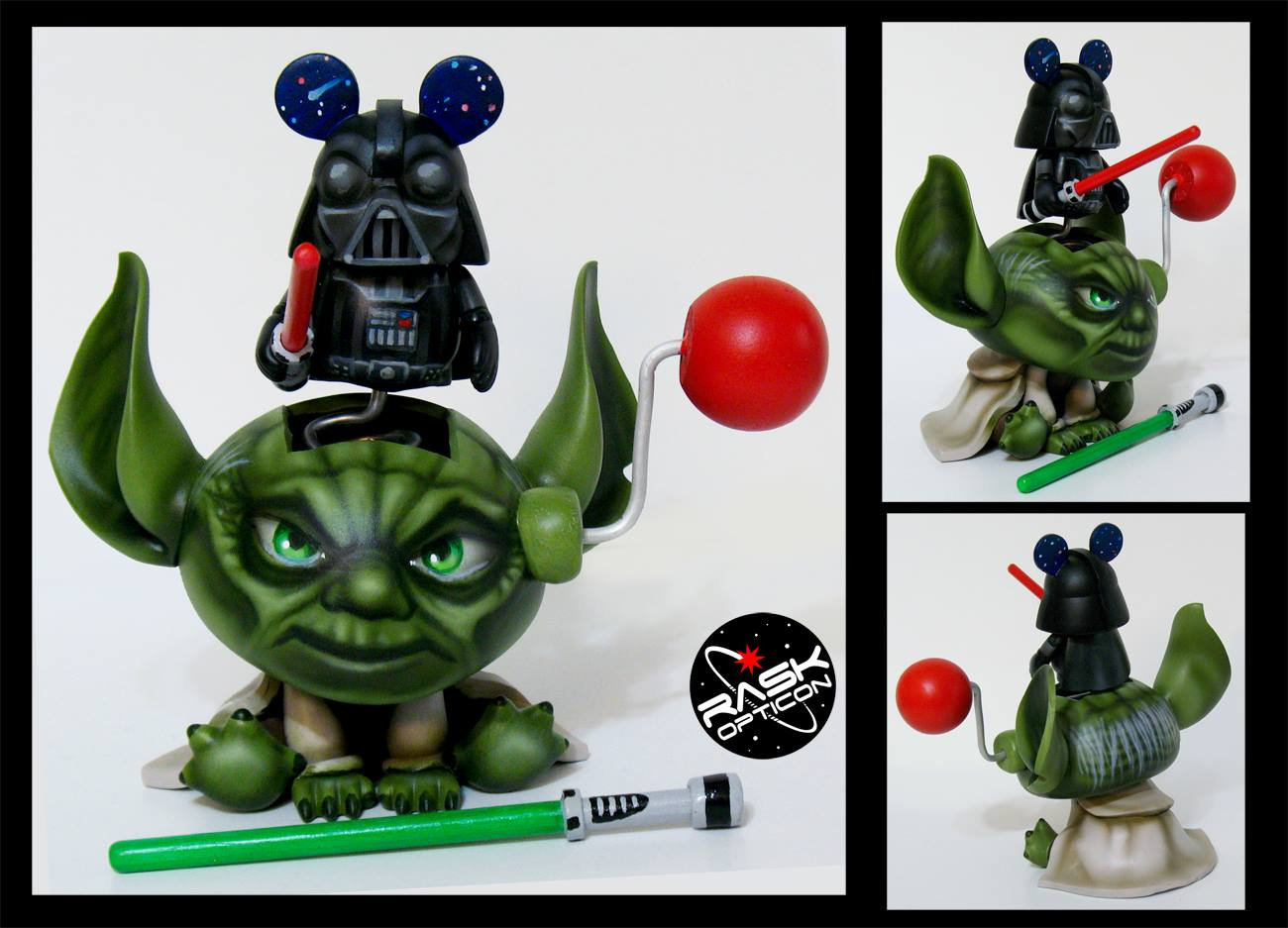 Custom Corner: Pop Goes the Vader