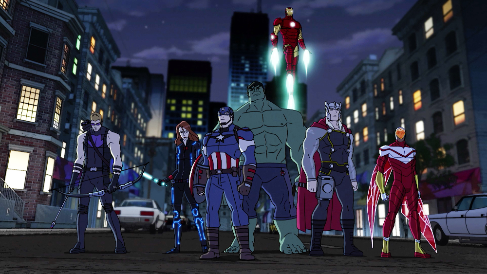 Spider-Man And The Avengers Return To Disney XD With Adventure-Filled New Seasons