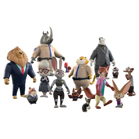 Closer Look At Some Zootopia Merchandise