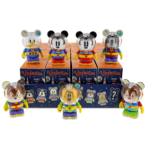 And The Mickey Amp Friends In Space Vinylmation Chaser Is