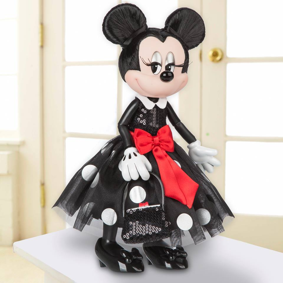 Minnie Mouse Signature Limited Edition Doll Coming Soon
