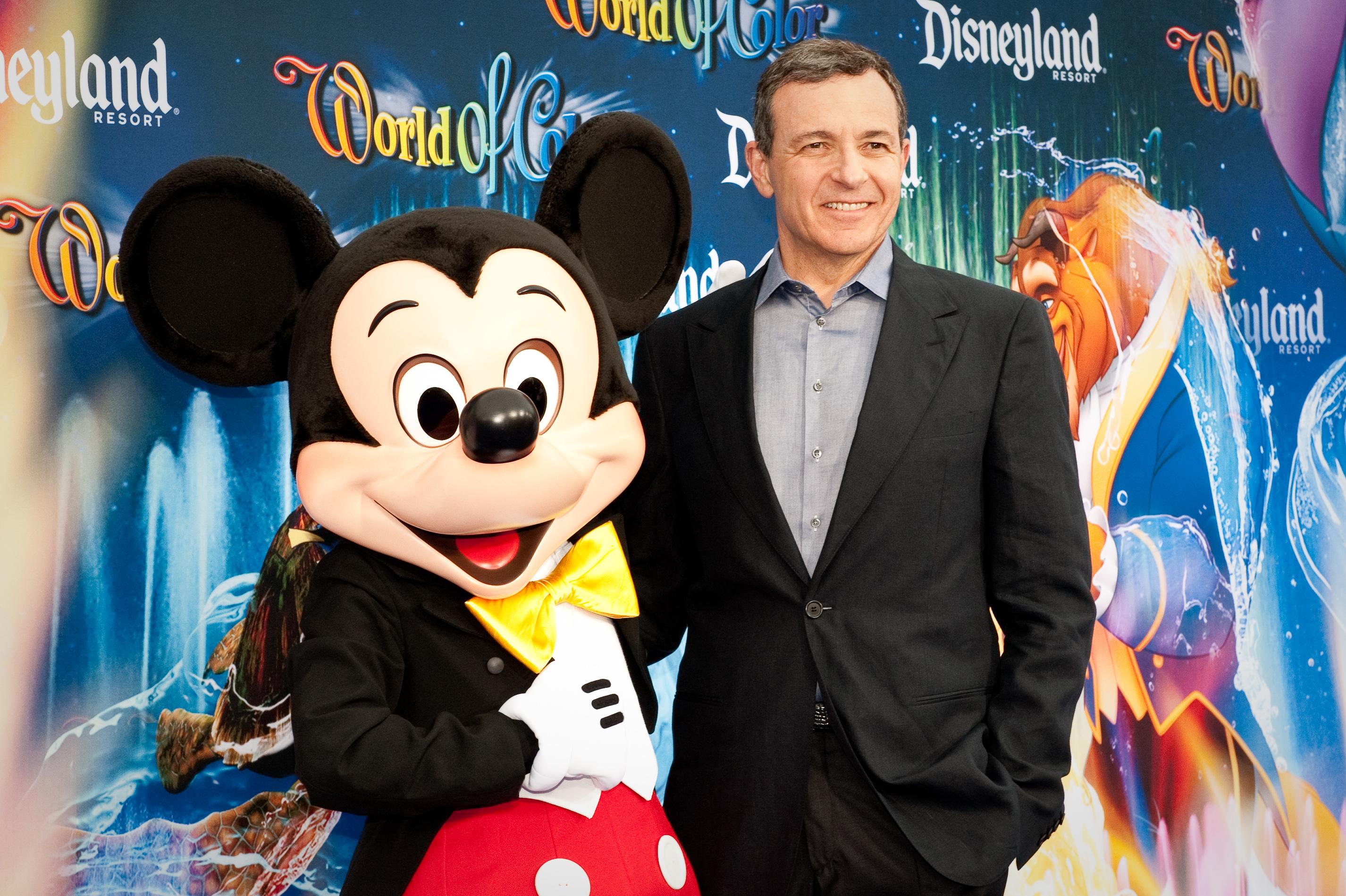 Iger Confirms Disney's Plans to Continue Marvel/Star Wars Franchises