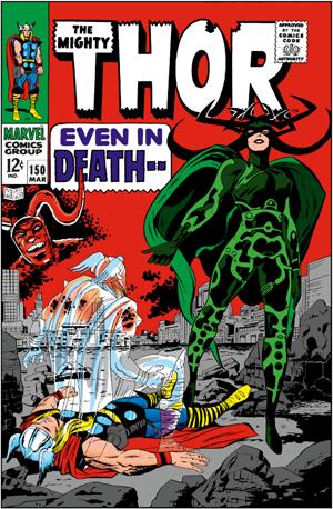 Another Villain Heading To Thor: Ragnarok?