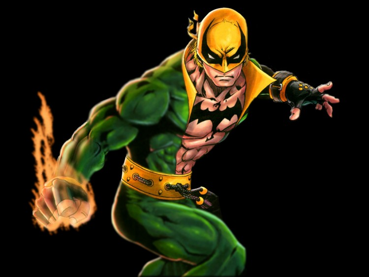 Casting of Marvel/Netflix's Iron Fist Underway
