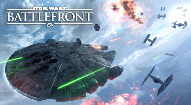 13 Million Copies Of Star Wars Battlefront Shipped