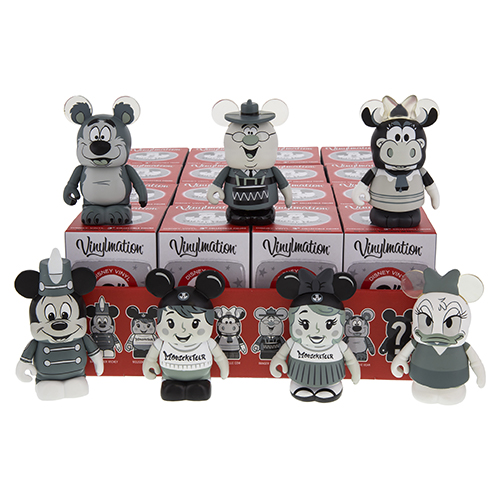 And The Mickey Mouse Club Vinylmation Chaser Is