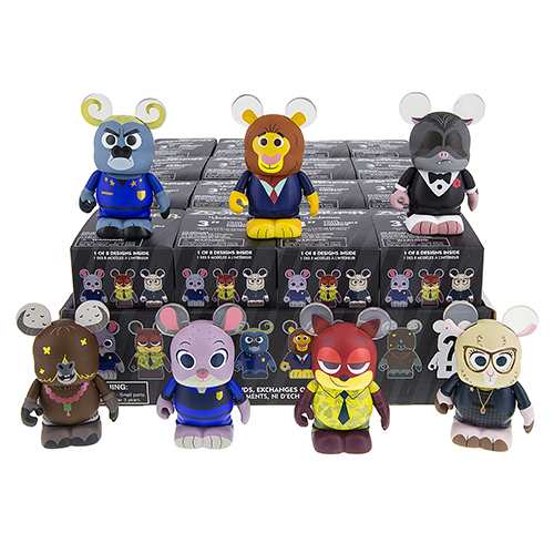 And The Zootopia Vinylmation Chaser Is Diskingdom Com