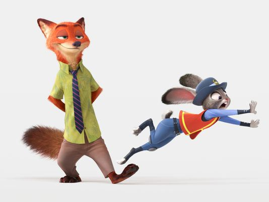 Rumor: Main Characters From Zootopia May Be Coming To Disney World