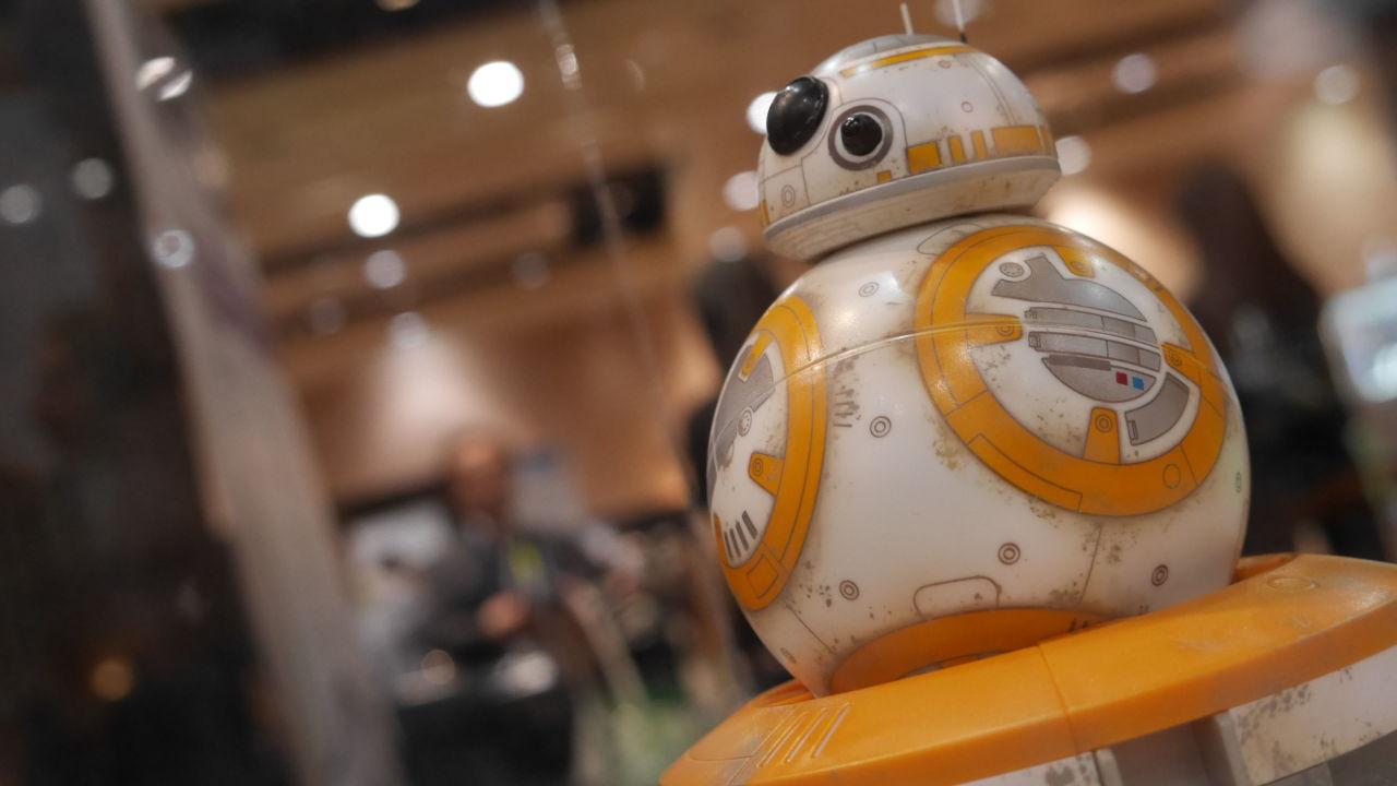 Sphero Announce Star Wars Force Band & New Battle Worn BB-8