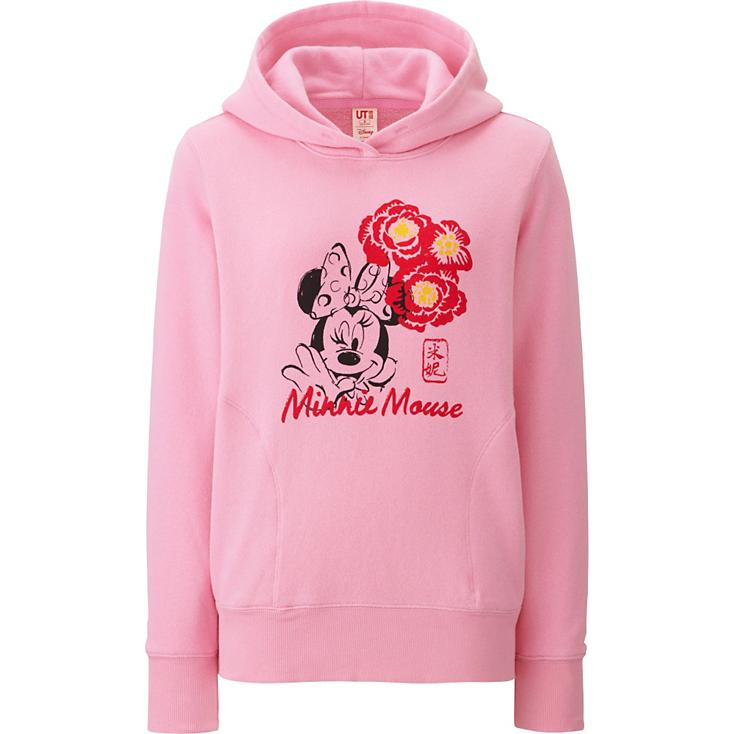 New Disney Sweats & Dresses for Women Online at UNIQLO!!!