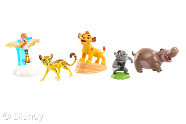 Additional Details On The New The Lion Guard Merchandise