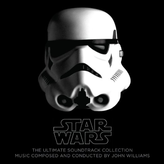 Star Wars – The Ultimate Collection Box Set Out Now On Vinyl, Digital & CD