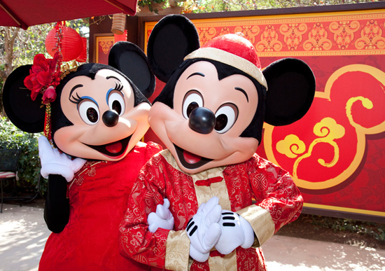 Happy Lunar New Year Event Returns To California Adventure