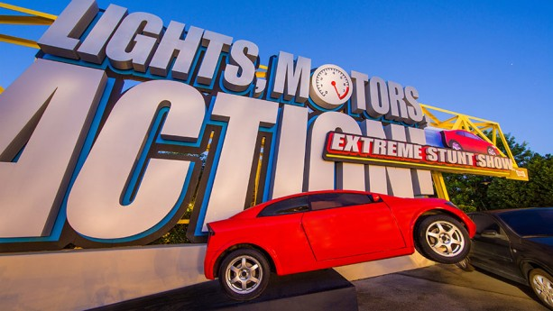 Lights, Motor, Action! Extreme Stunt Show Closing In April