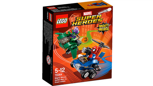 LEGO Marvel Super Heroes Mighty Micros Coming Soon