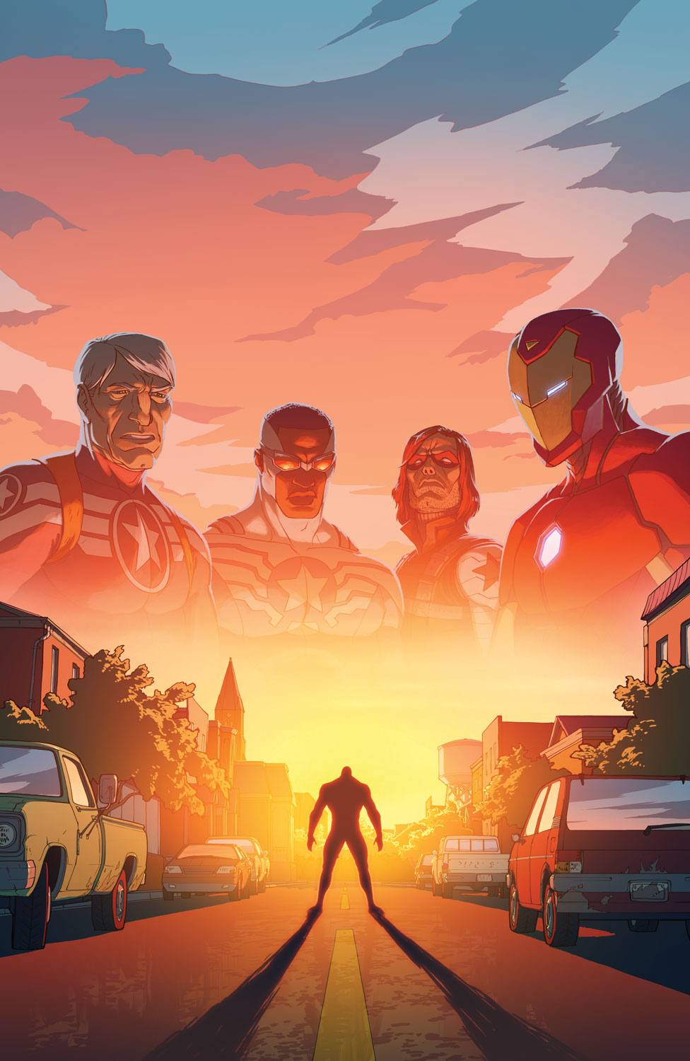 Unlock the Secrets – Your First Look at AVENGERS STANDOFF: WELCOME TO PLEASANT HILL #1!