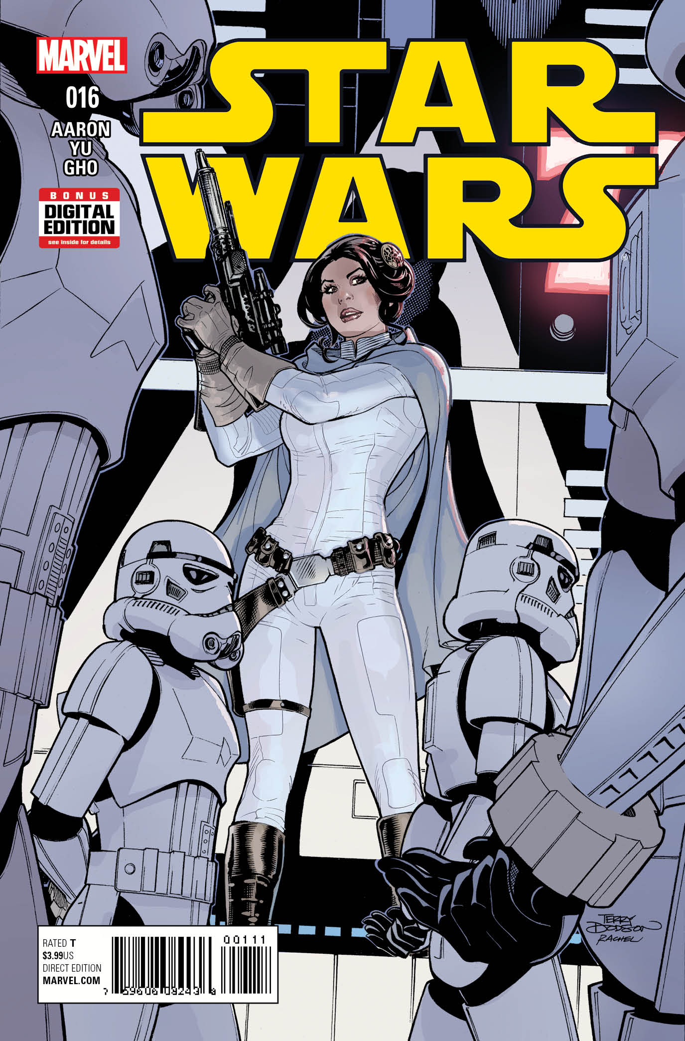 """Rebel Jail"" Starts Now! Your First Look at STAR WARS #16!"