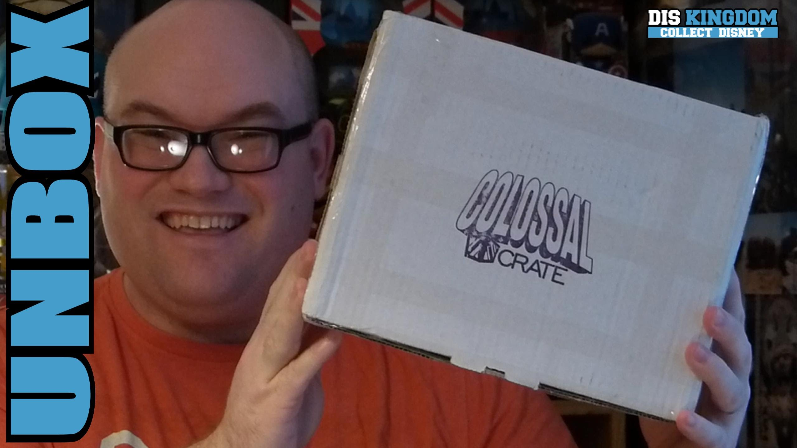 """Colossal Crate  """"Photosynthesis"""" – January Unboxing"""