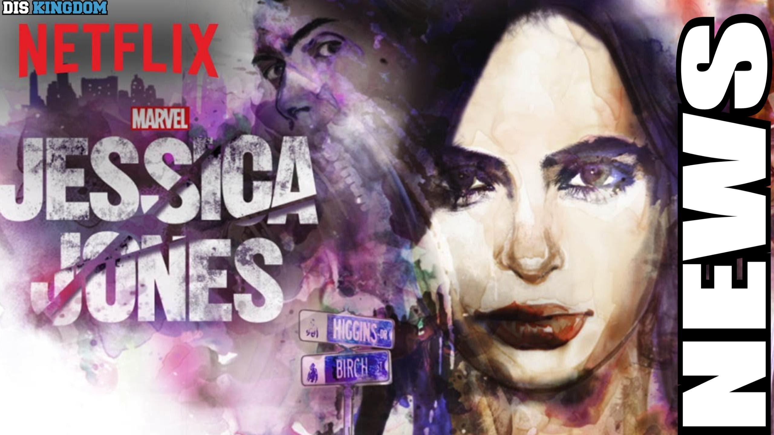 Marvel's Jessica Jones Returning To Netflix For Season 2
