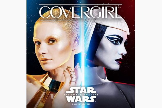CoverGirl x Star Wars Limited Edition Makeup