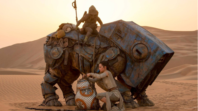 Star Wars: The Force Awakens Becomes Highest Grossing Domestic Film of All-Time