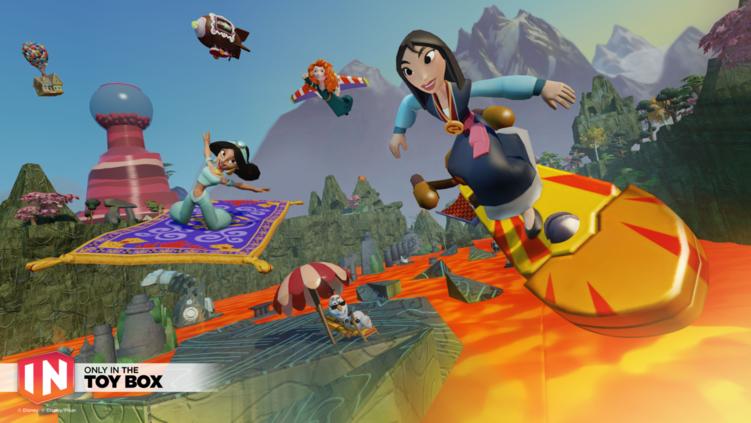 Disney Infinity 3.0 Mulan Toy Box Challenge Winners Announced