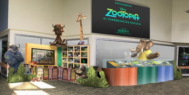 New 'Zootopia' Exhibit Coming to Disney's Animal Kingdom