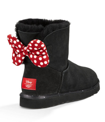 f815ba7a715 New Minnie Mouse Slippers & Boots from Ugg Australia ...