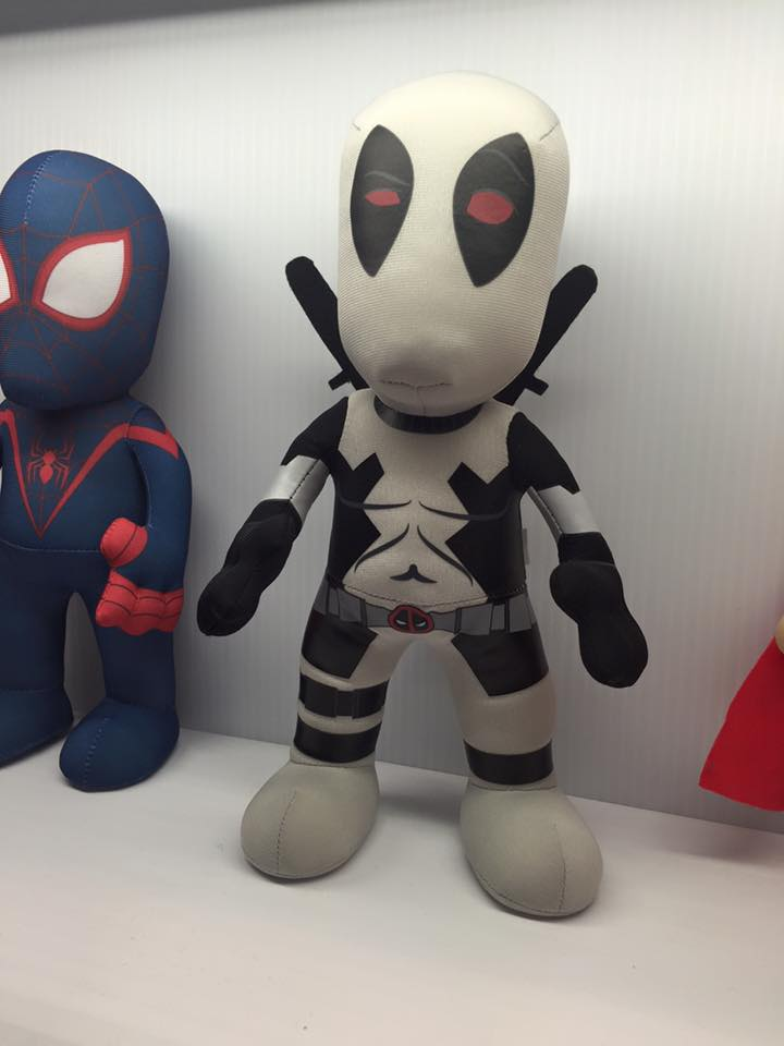 Bleacher Creatures Marvel Plushes Toy Fair Previews