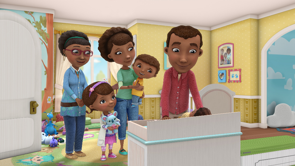 "Disney Junior's ""Doc McStuffins"" To Feature Adoption Storyline"