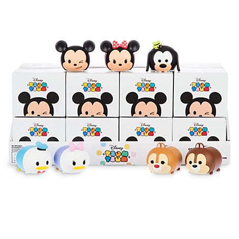 And The Mickey & Friends Tsum Tsum Chaser Is?