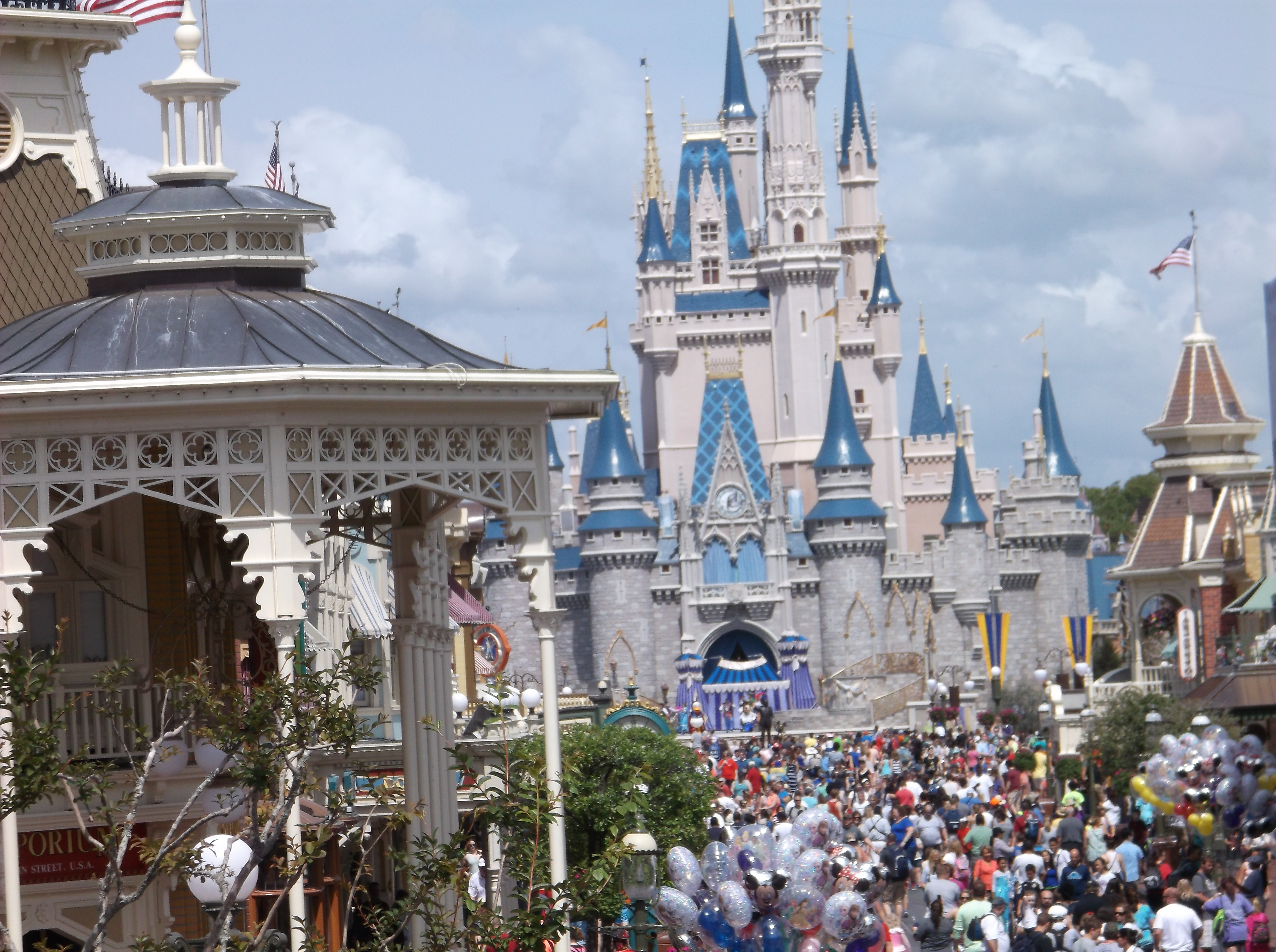 Disney World Painters Laid Off in Midst of Cost Control