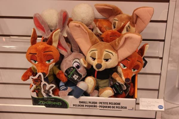 Toy Fair '16 Highlight: Disney at the TOMY Booth