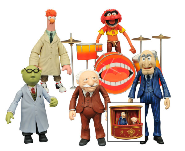MuppetsActionFigures