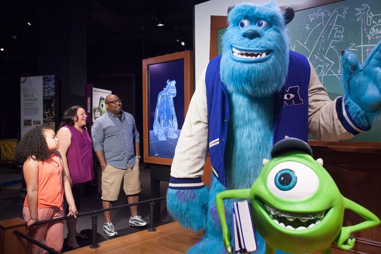 Love Pixar? Learn The Science Behind Your Favorite Pixar Movies